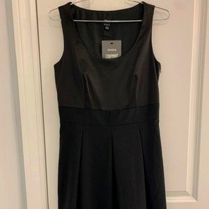 Esprit Melange Black Dress size 36, US 6, Small